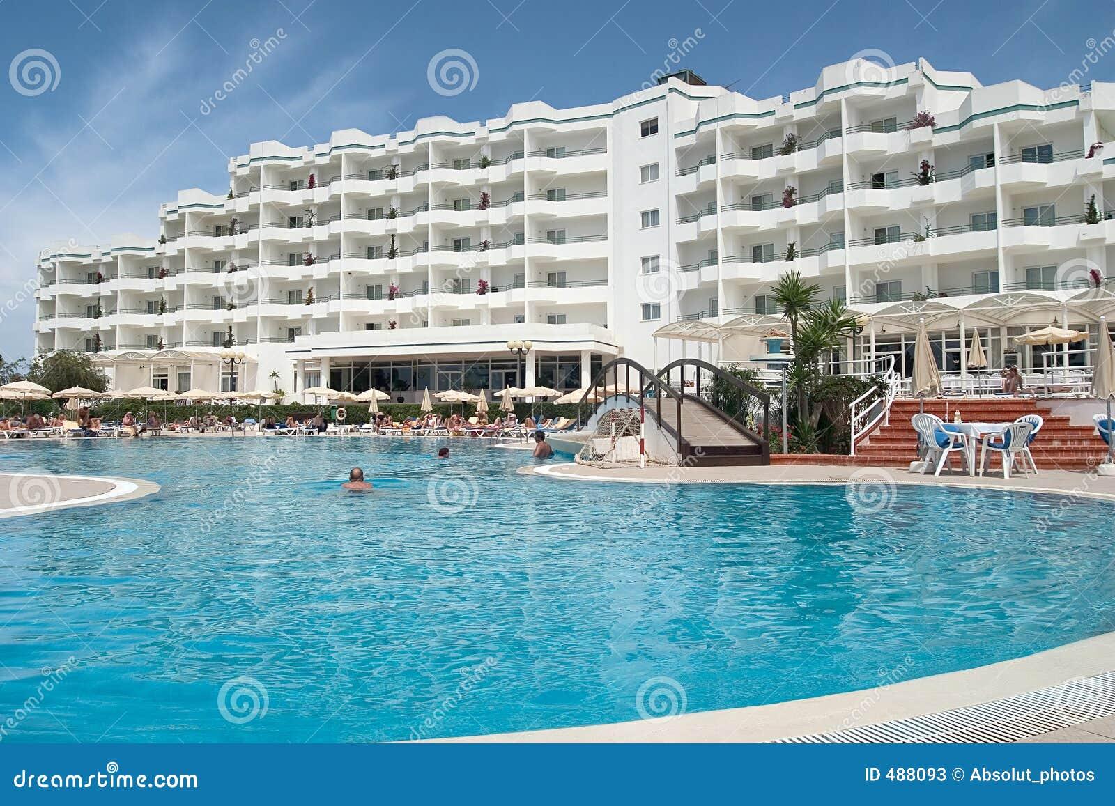 Hotel de luxo imagem de stock imagem de ensolarado - Hotel de lujo en granada ...