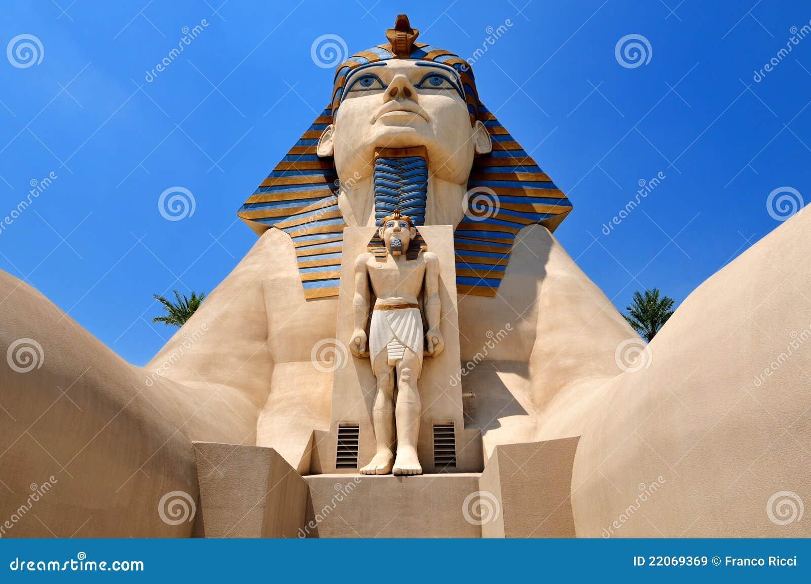 Hotel de Luxor en Las Vegas