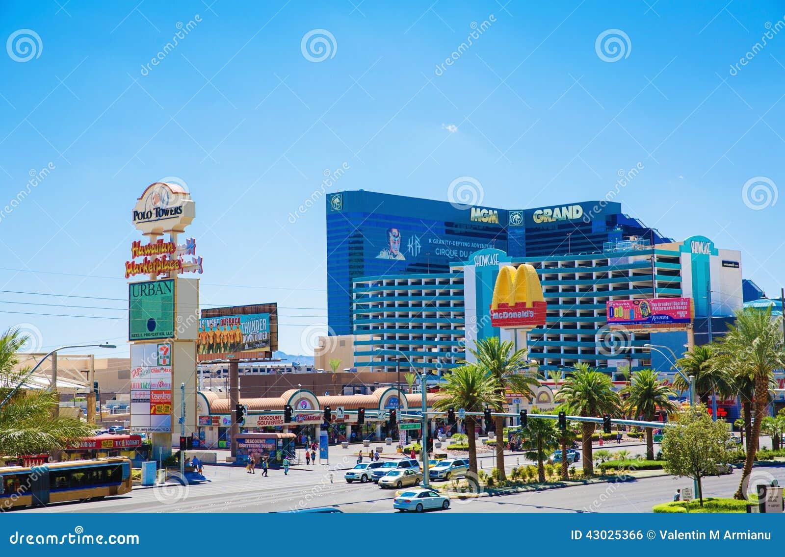 Hotel de MGM, Las Vegas