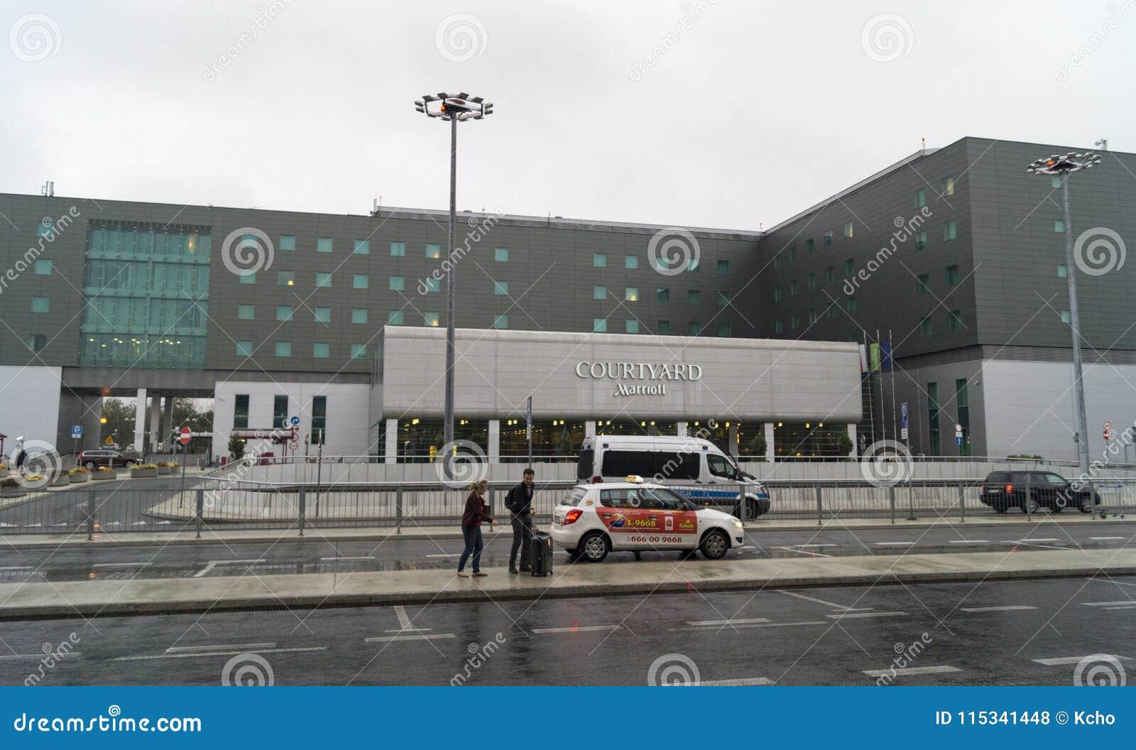 Hotel dell aeroporto di Varsavia