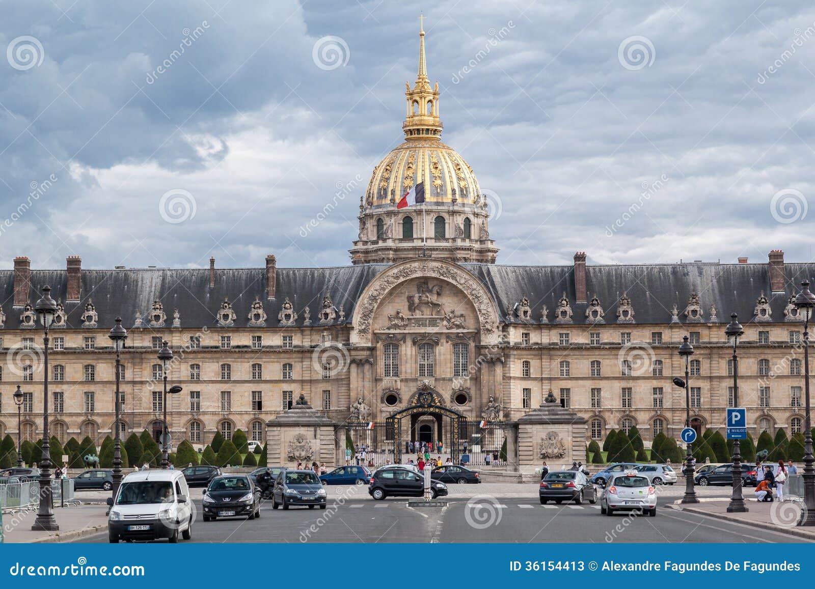 Hotel De France Invalides Paris France