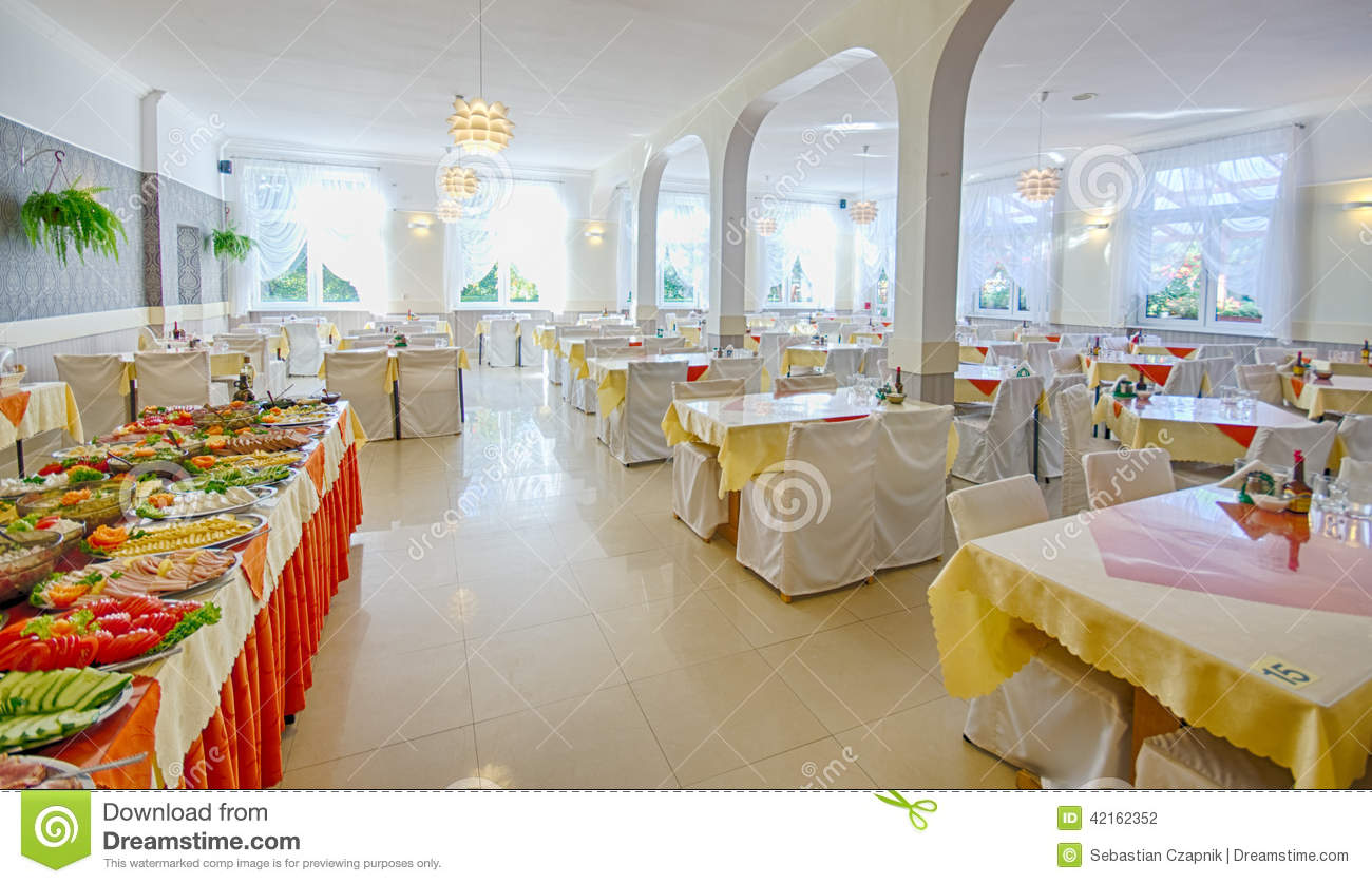 Hotel Dining Room Stock Photo Image - Hotel dining room furniture