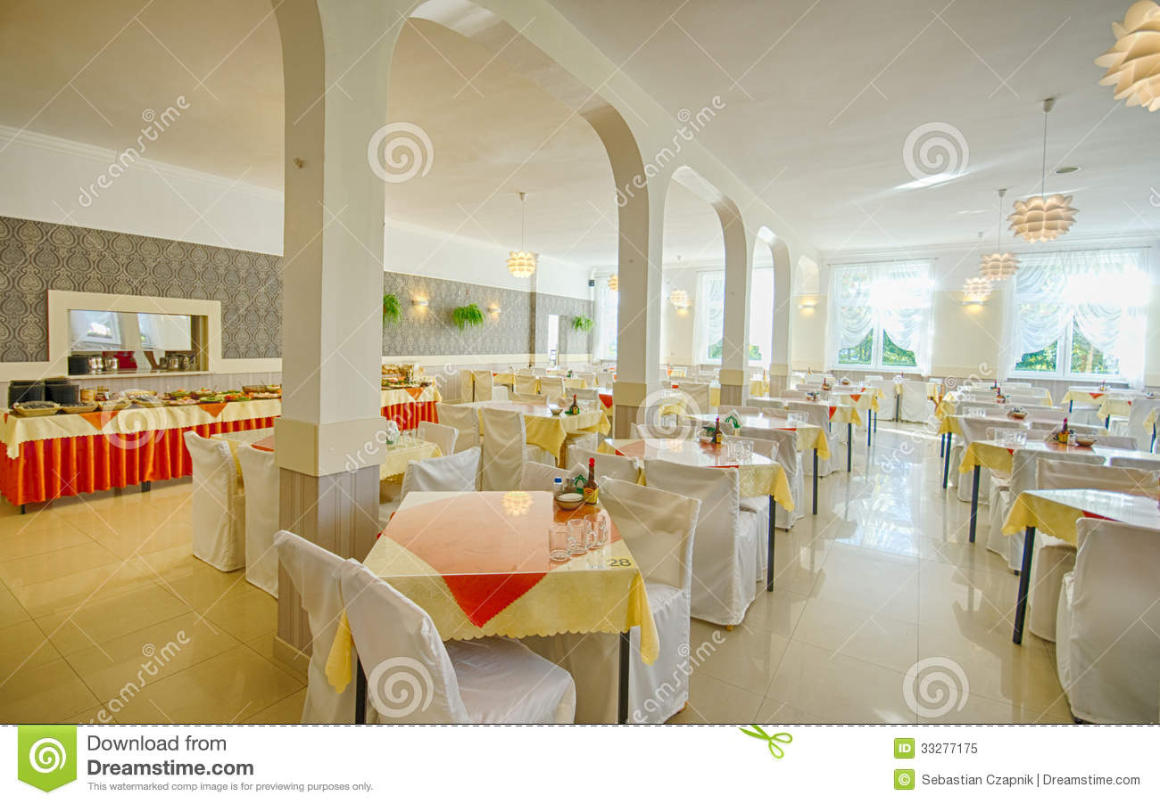 Hotel dining room royalty free stock photo image 33277175 - Hotel dining tables ...
