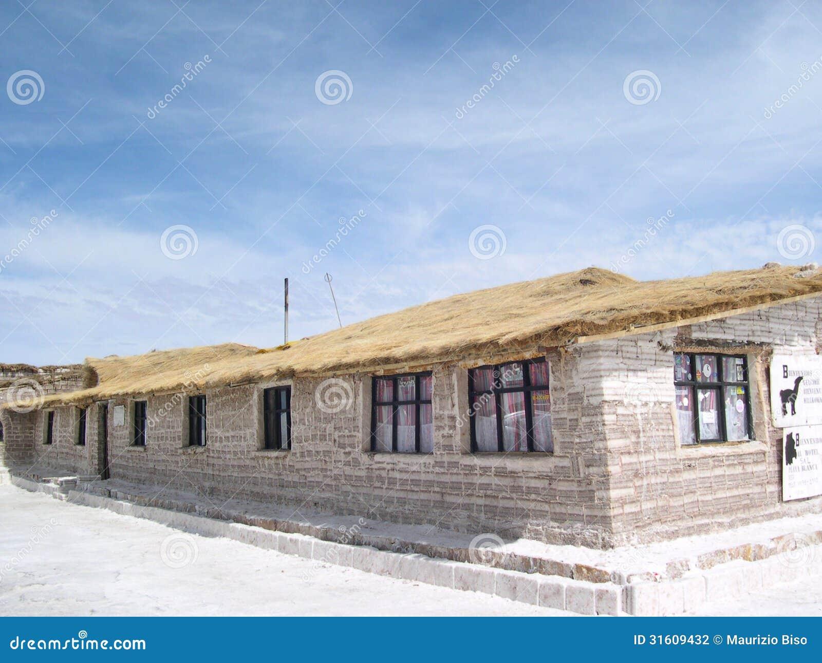 Hotel en Salar de Uyuni