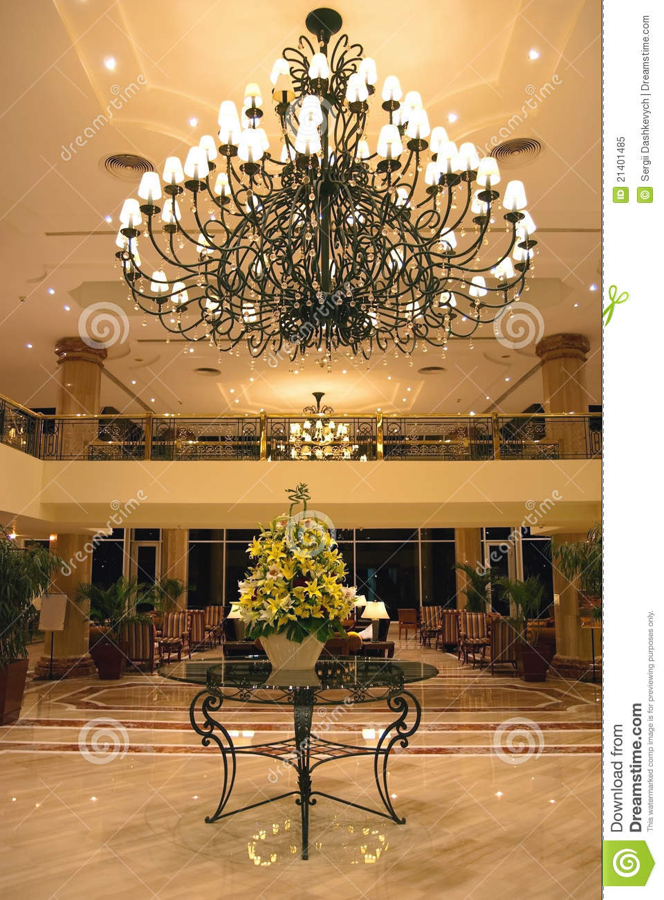 Hotel Foyer Images : Hotel foyer stock image of elegance lobby