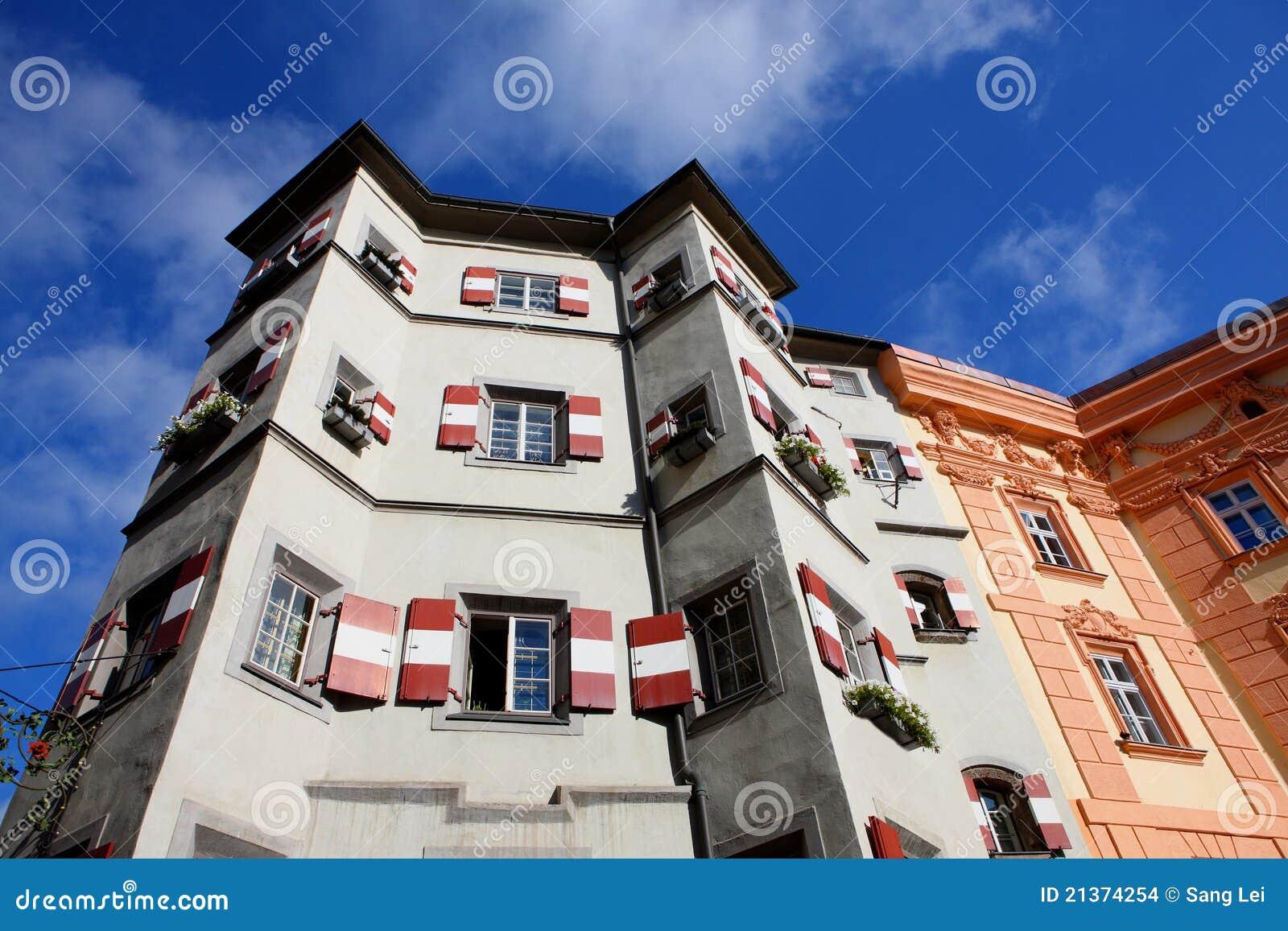 Hotel in innsbruck 2011 stock images image 21374254 for Designhotel innsbruck