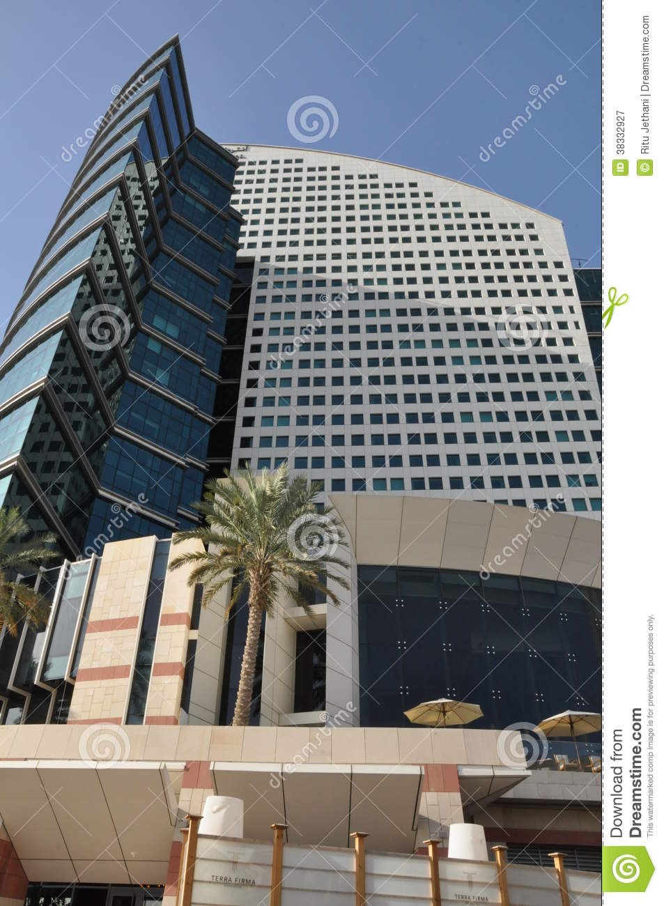 Hotel intercontinental en Dubai, UAE
