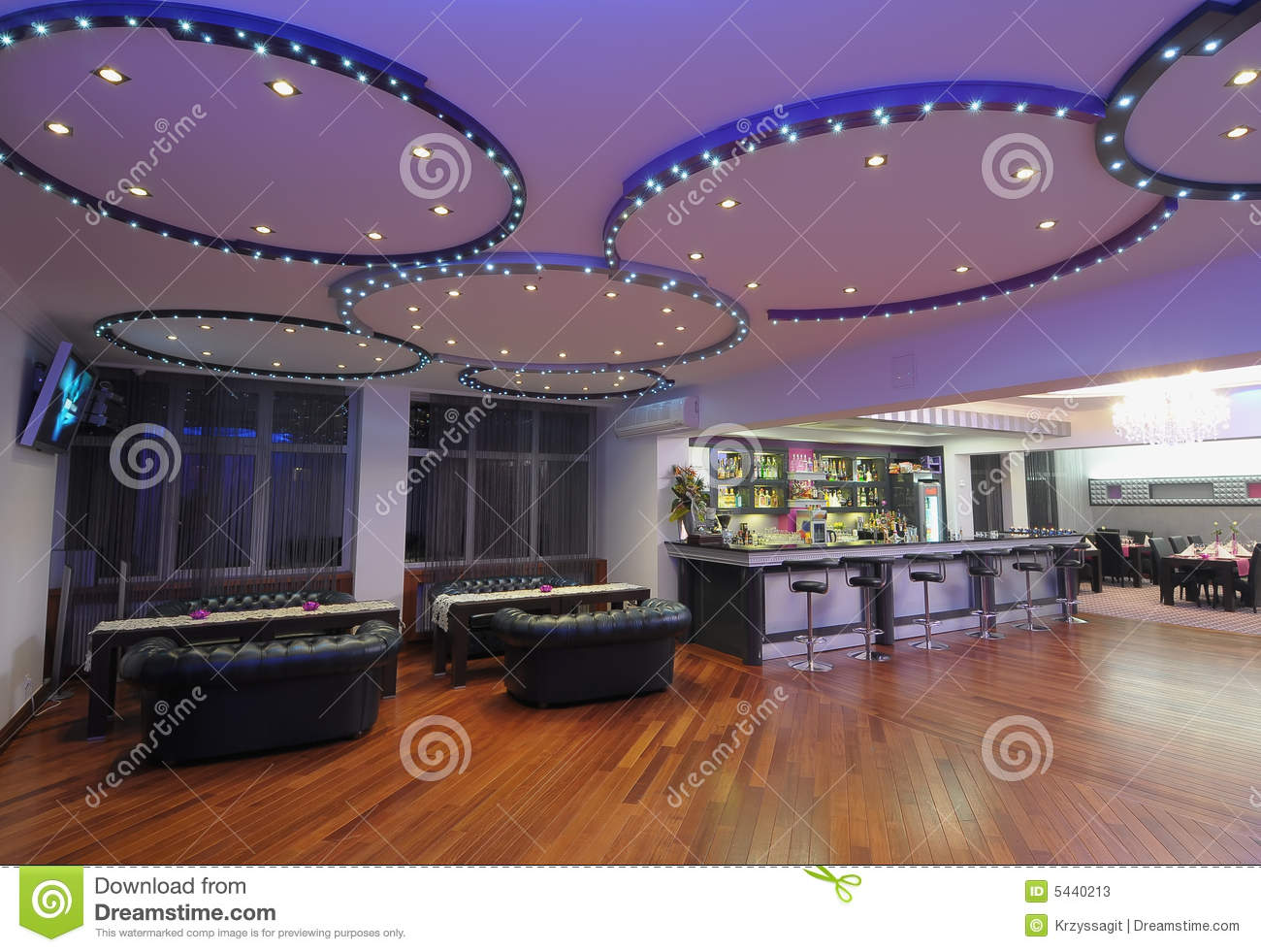 Hotel Interiors hotel interiors stock photos - image: 5440213