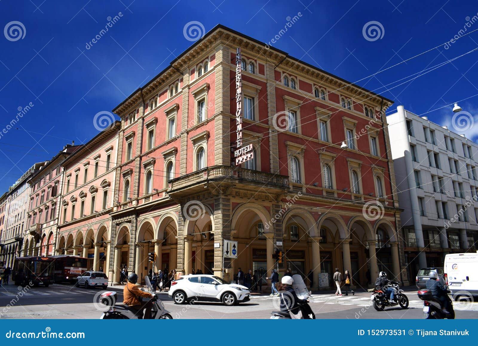 Hotel Internazionale, Bologna, Italy