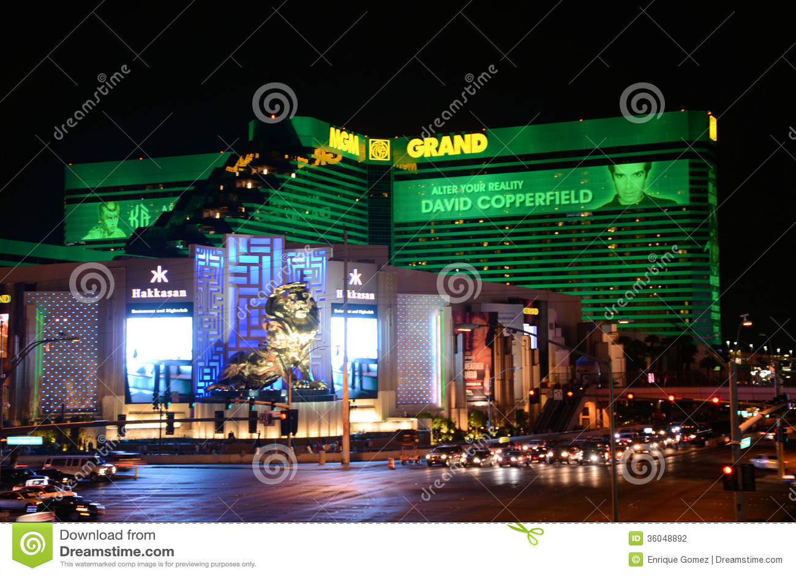 Hotel Las Vegas de MGM