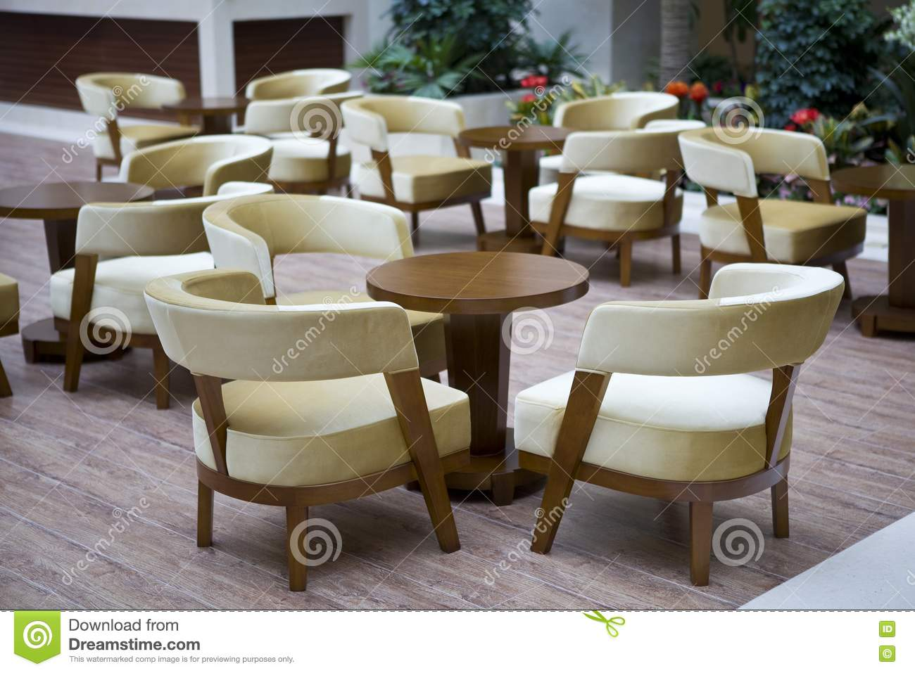 hotel lobby and chairs royalty free stock photo image 14760995
