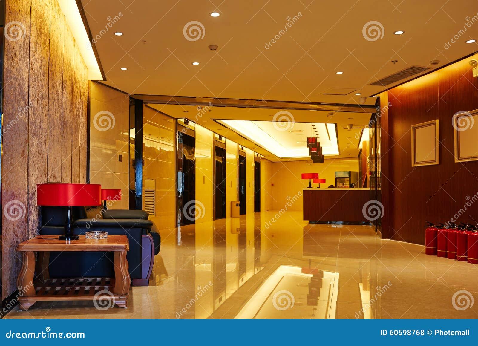 Hotel Lobby Stock Photo Image 60598768