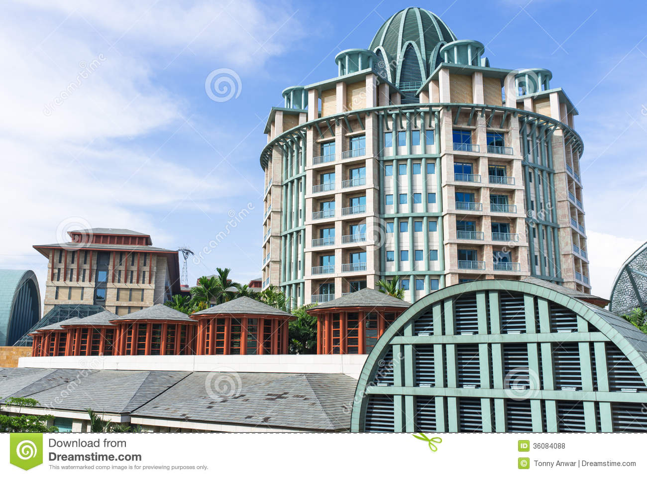 how to go hotel michael sentosa