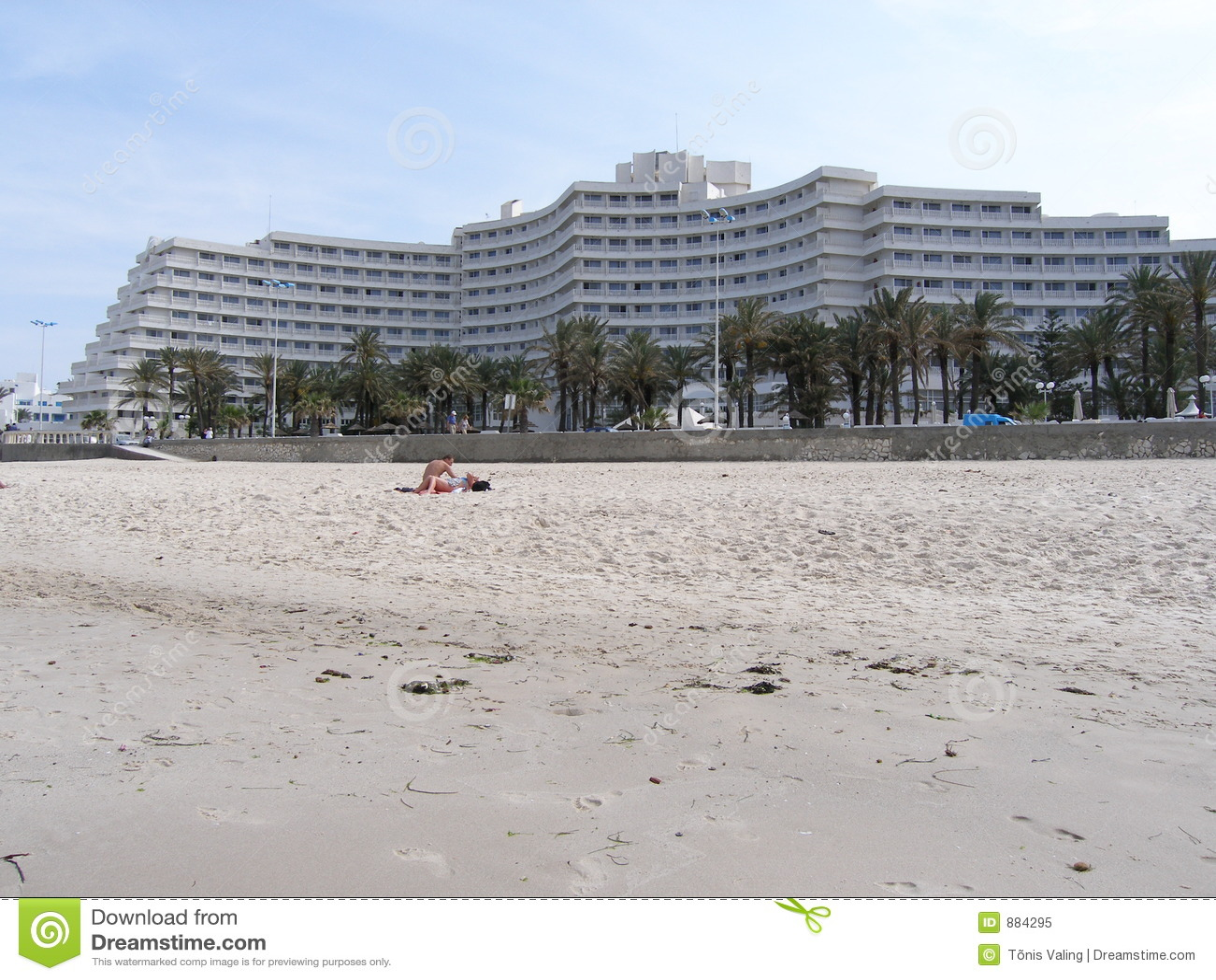 Hotel morzem