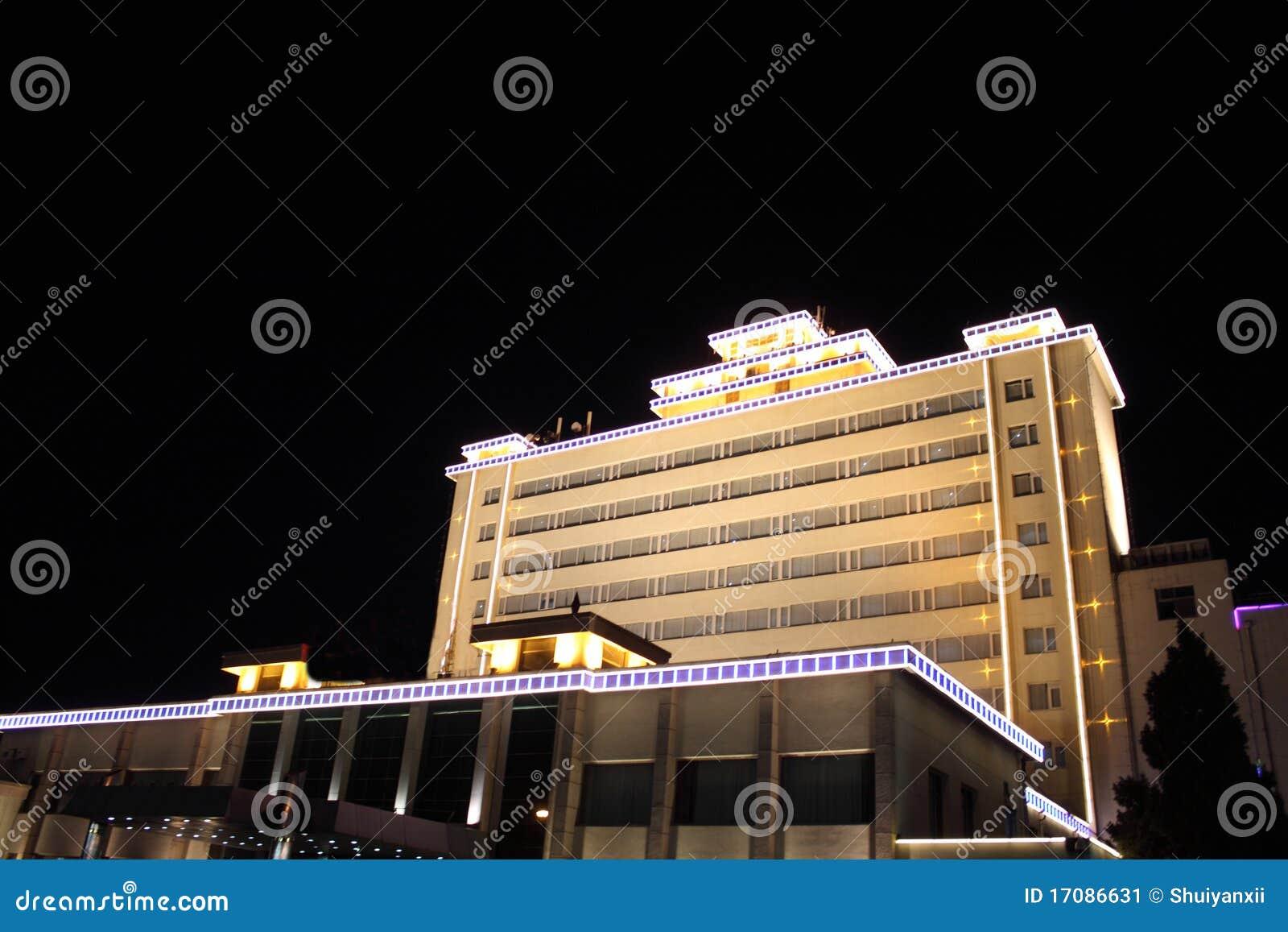 Hotel nachts
