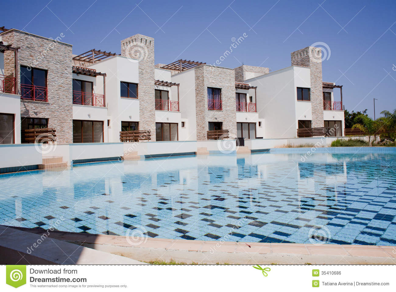 Hotel royalty free stock image image 35410686 for Nice hotels with swimming pool