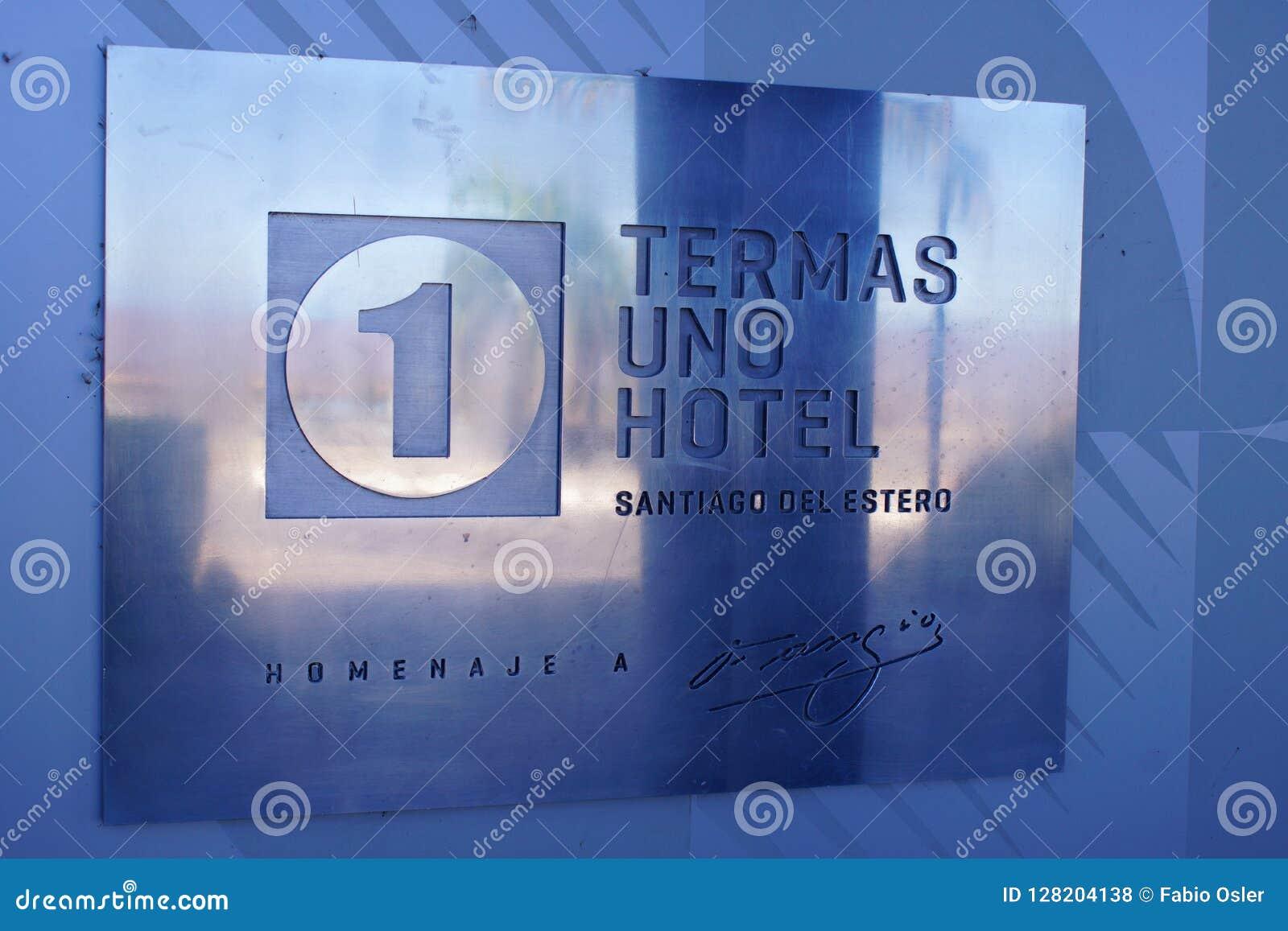 Hotel one Termas de Rio Hondo