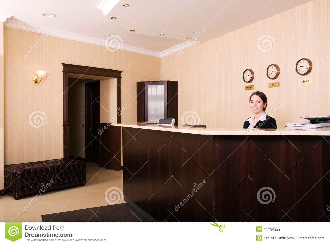 Indoor Wedding Venue Royalty Free Stock Photo: Hotel Reception Stock Image. Image Of People, Corporate