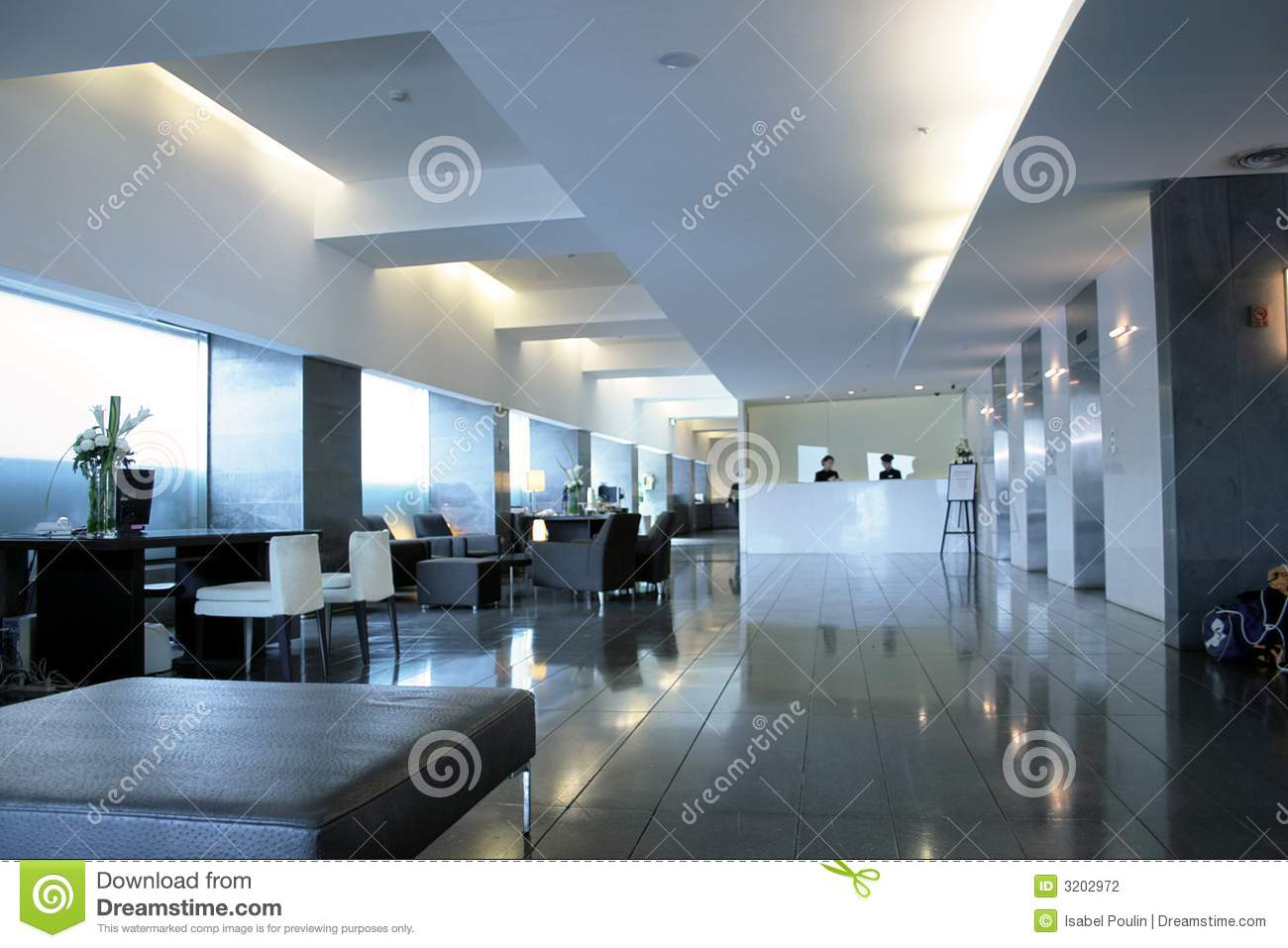 Hotel reception stock photo image of check lobby luxury for Reception design hotel