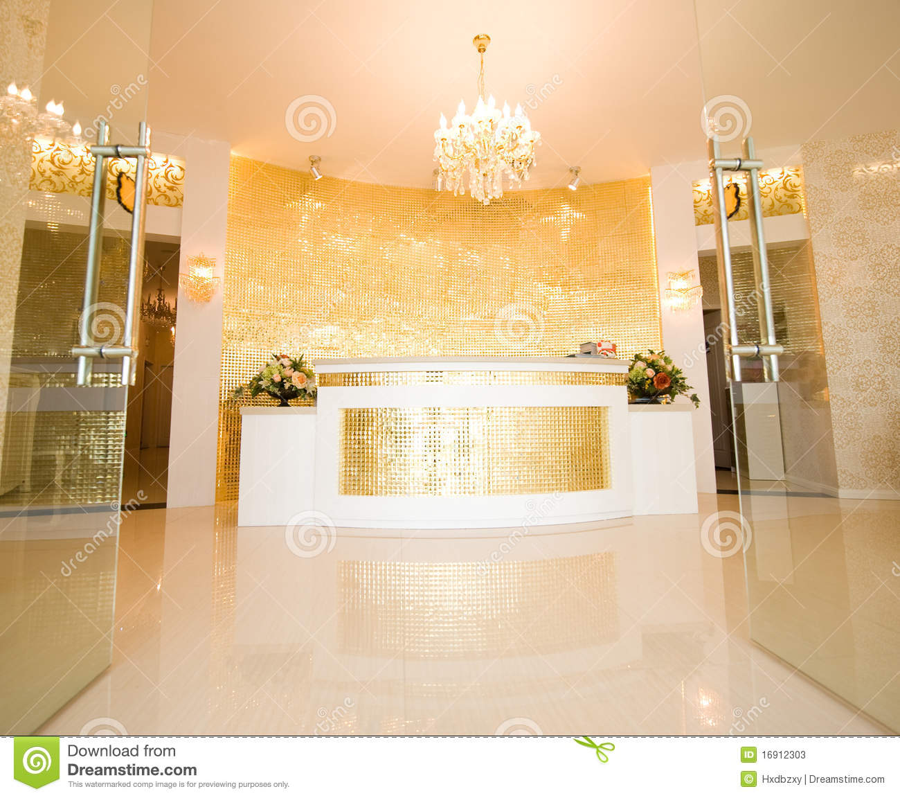 Modern Hotel Reception Desk Stock Images Download 1 233 Royalty