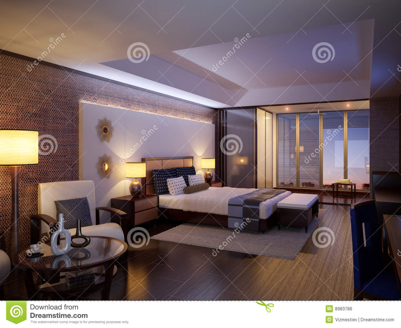 Hotel room royalty free stock image image 8983786 for Designhotel maastricht comfort xl