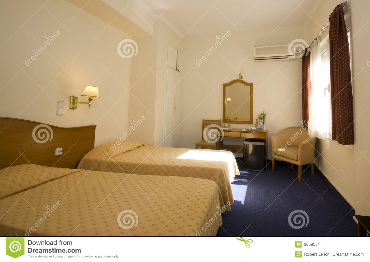 Hotel room athens
