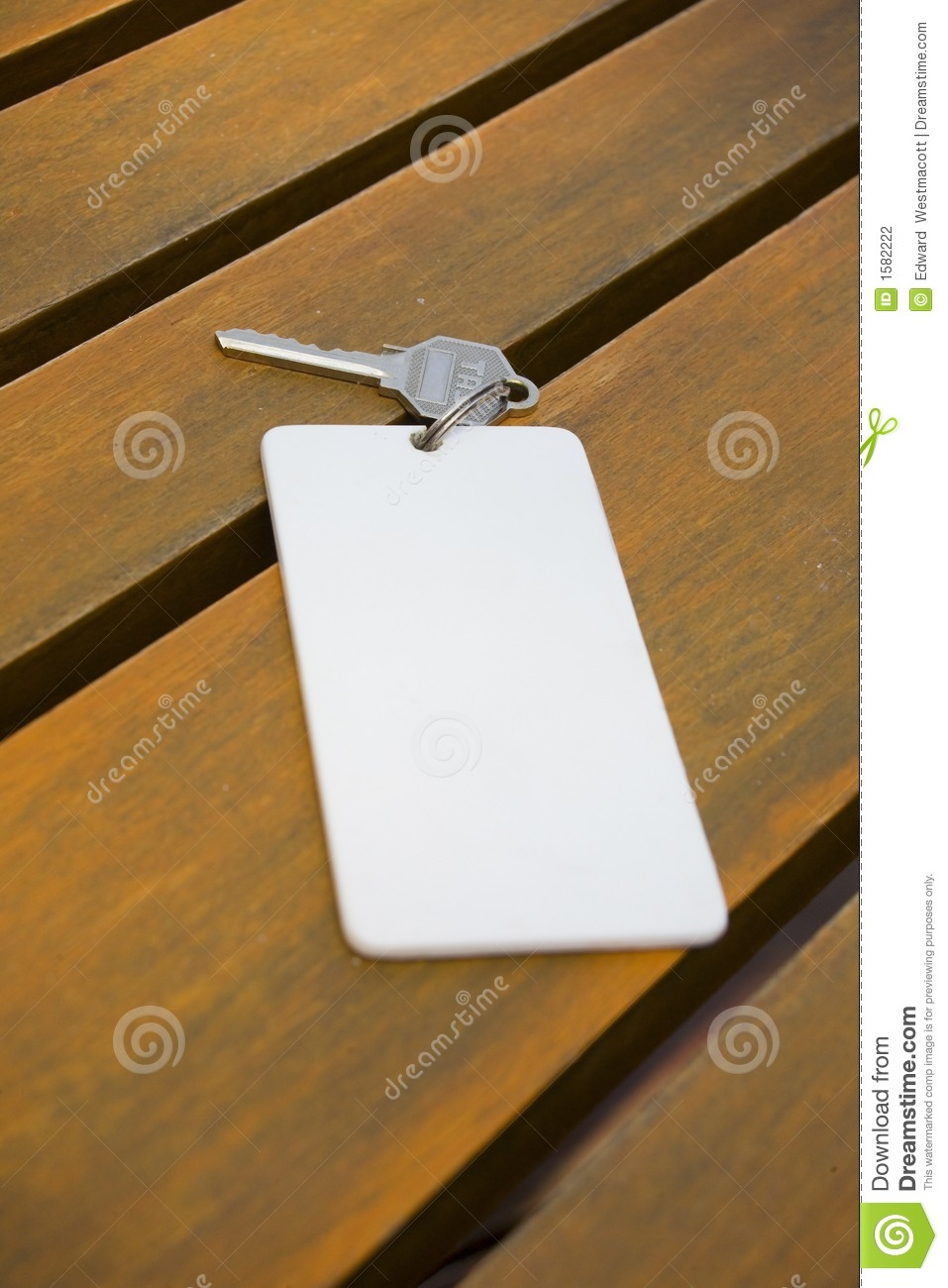 Hotel Room Key Stock Photo  Image Of Wood  Still  Large