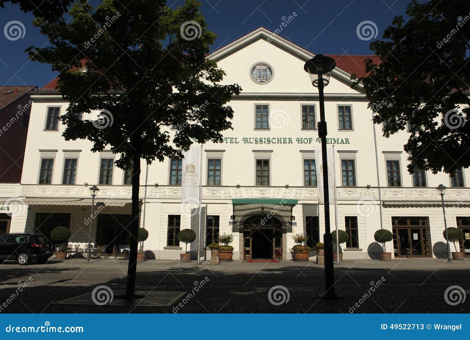 Weimar Grand Hotel Russischer Hof