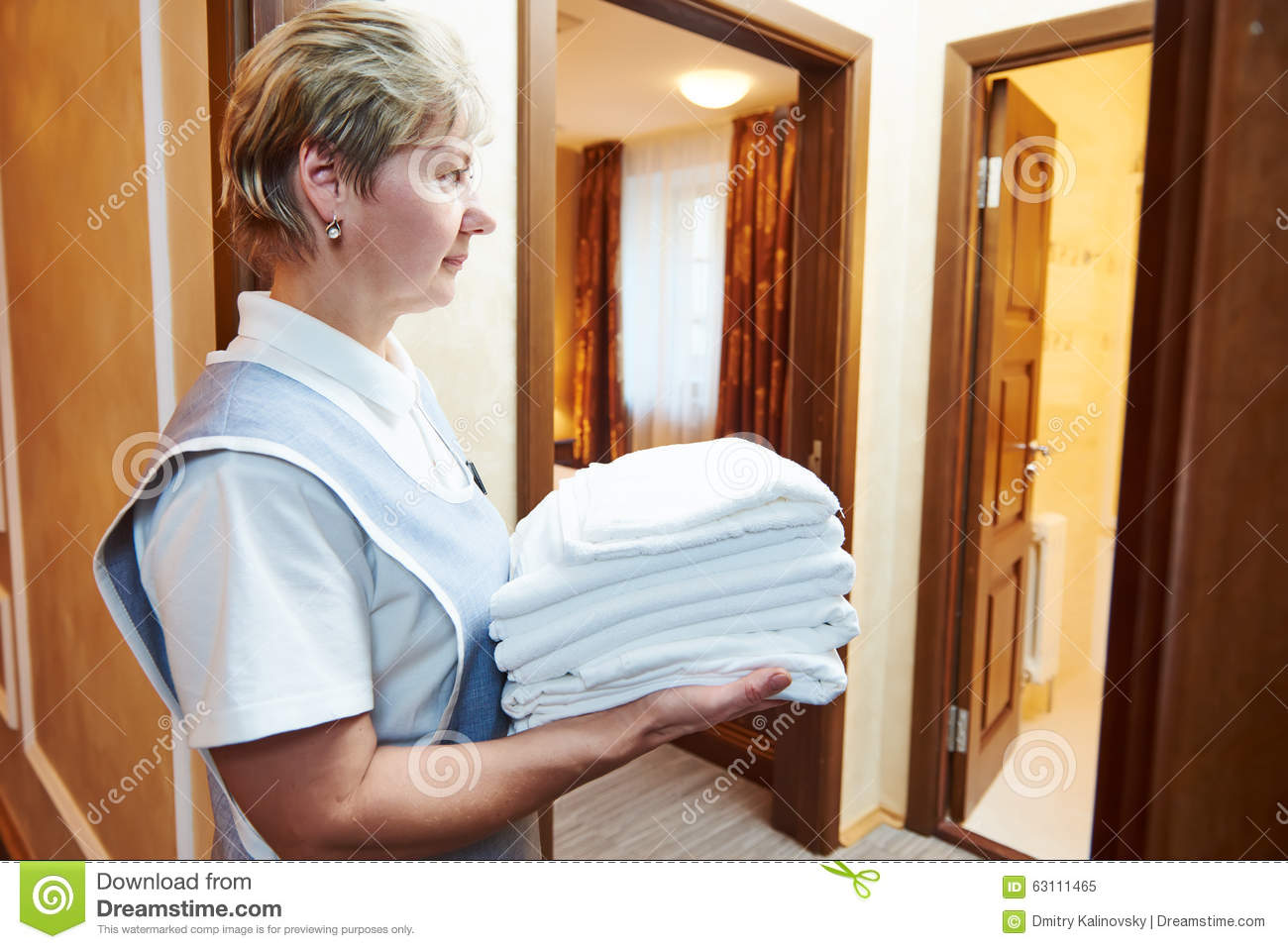 hotel housekeeping Over 50 percent of injuries in the accommodation industry involve room attendants (housekeeping staff) this video series demonstrates safe work procedures a.