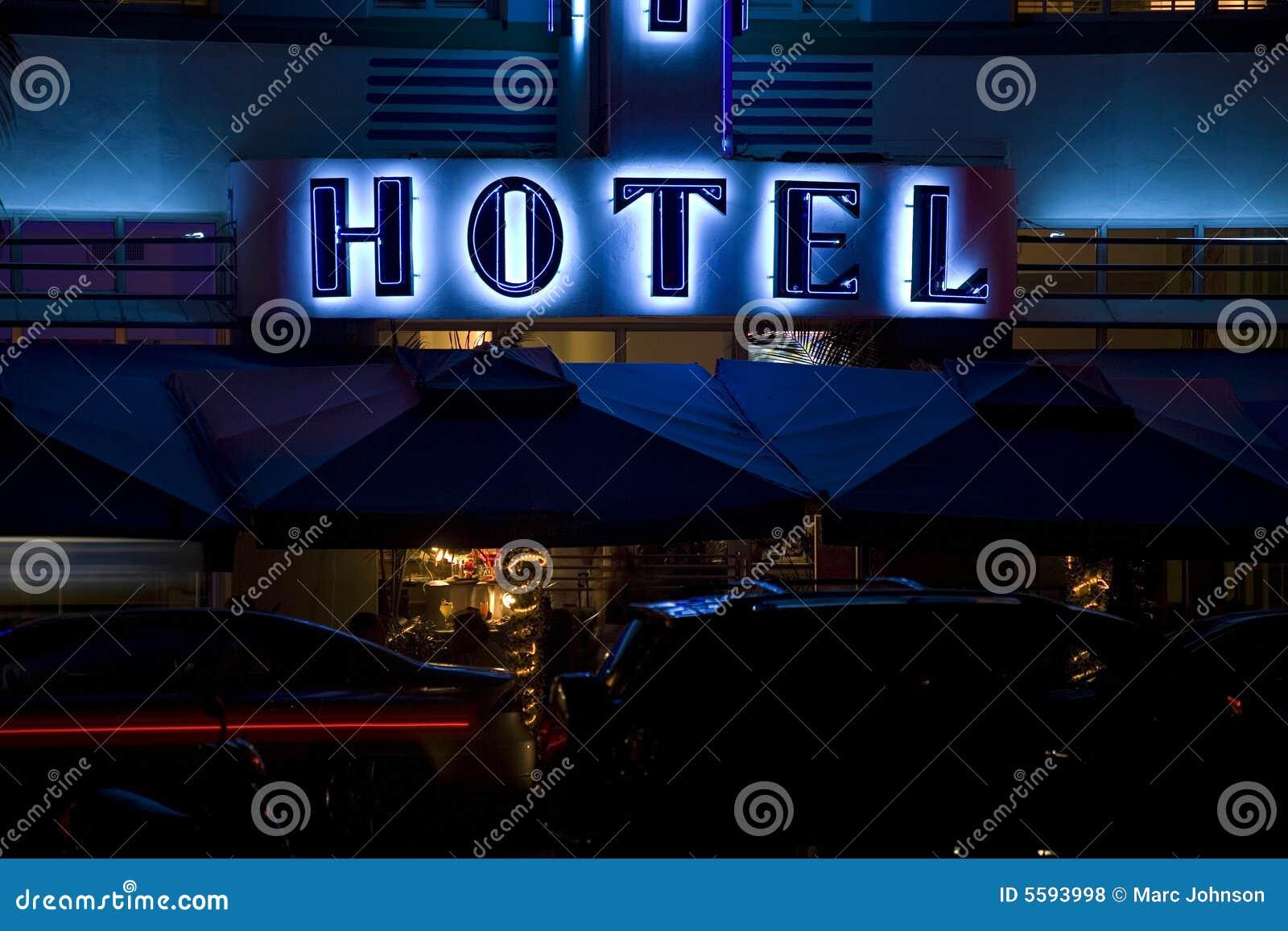 Hotel w Miami beach