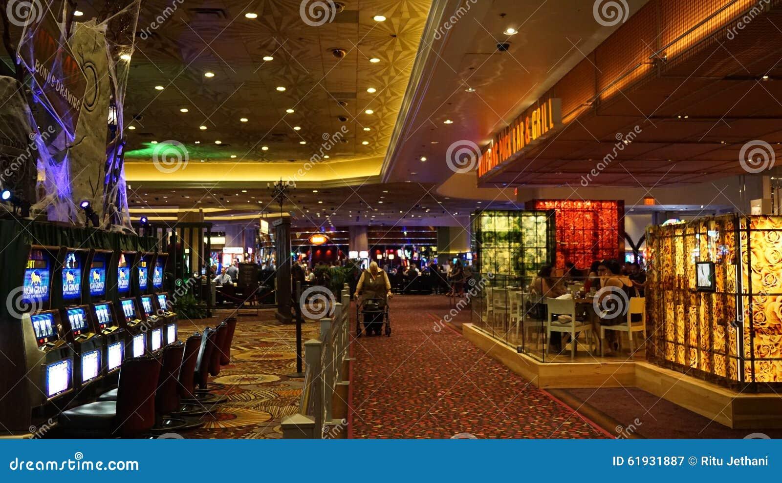 Hotel y casino de Mgm Grand en Las Vegas