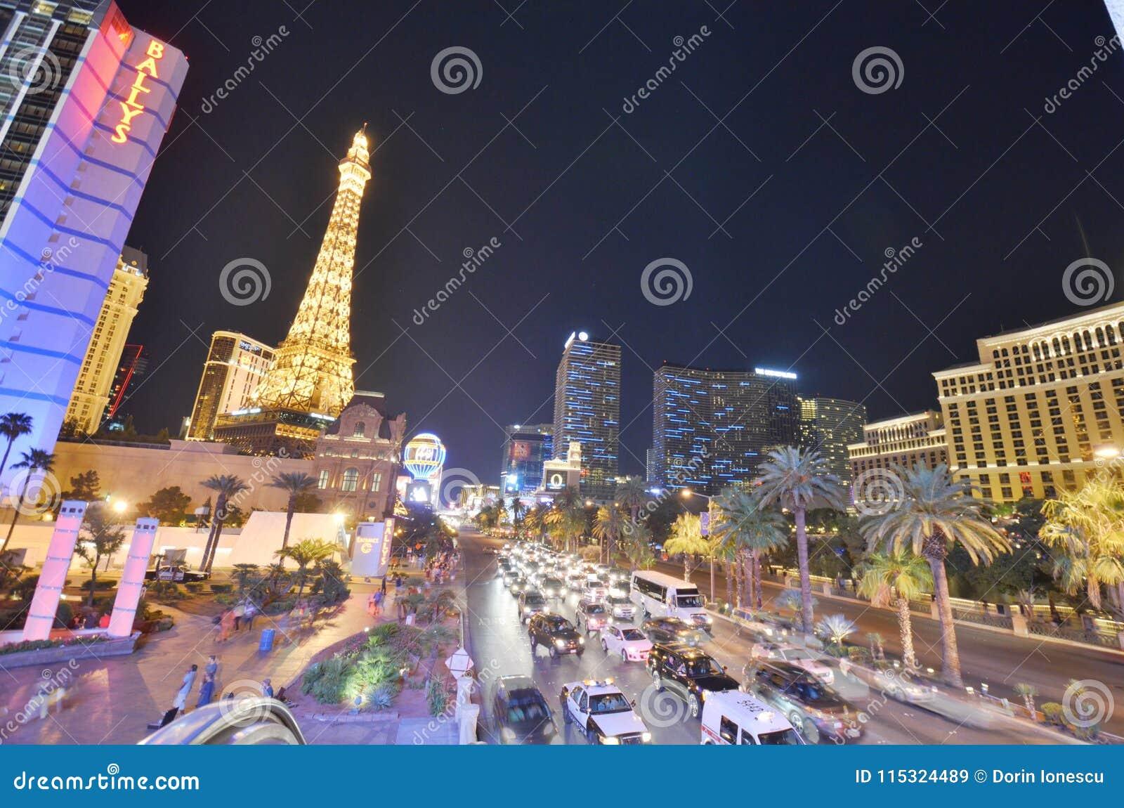 Hotel y casino de París, París Las Vegas, hotel y casino, zona metropolitana, ciudad, zona urbana, paisaje urbano de Bellagio