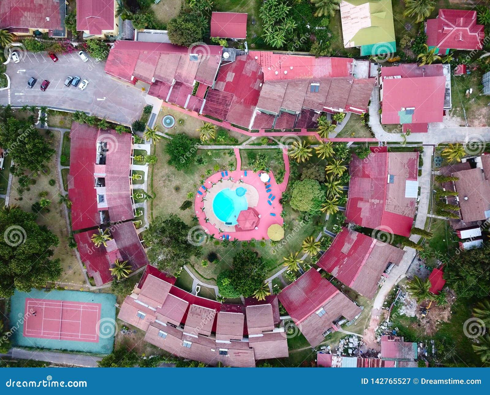 Hotell på Seychellerna