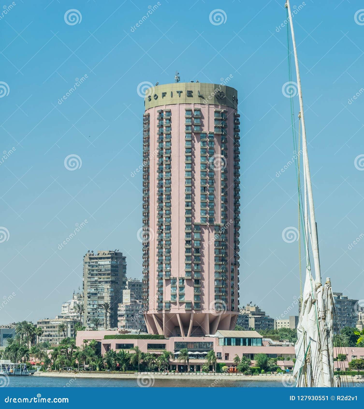 HotellSofitel Kairo Nile El Gezirah
