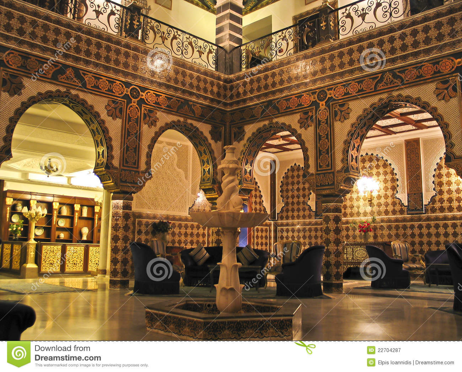 Hotelowy luksusowy Oriental