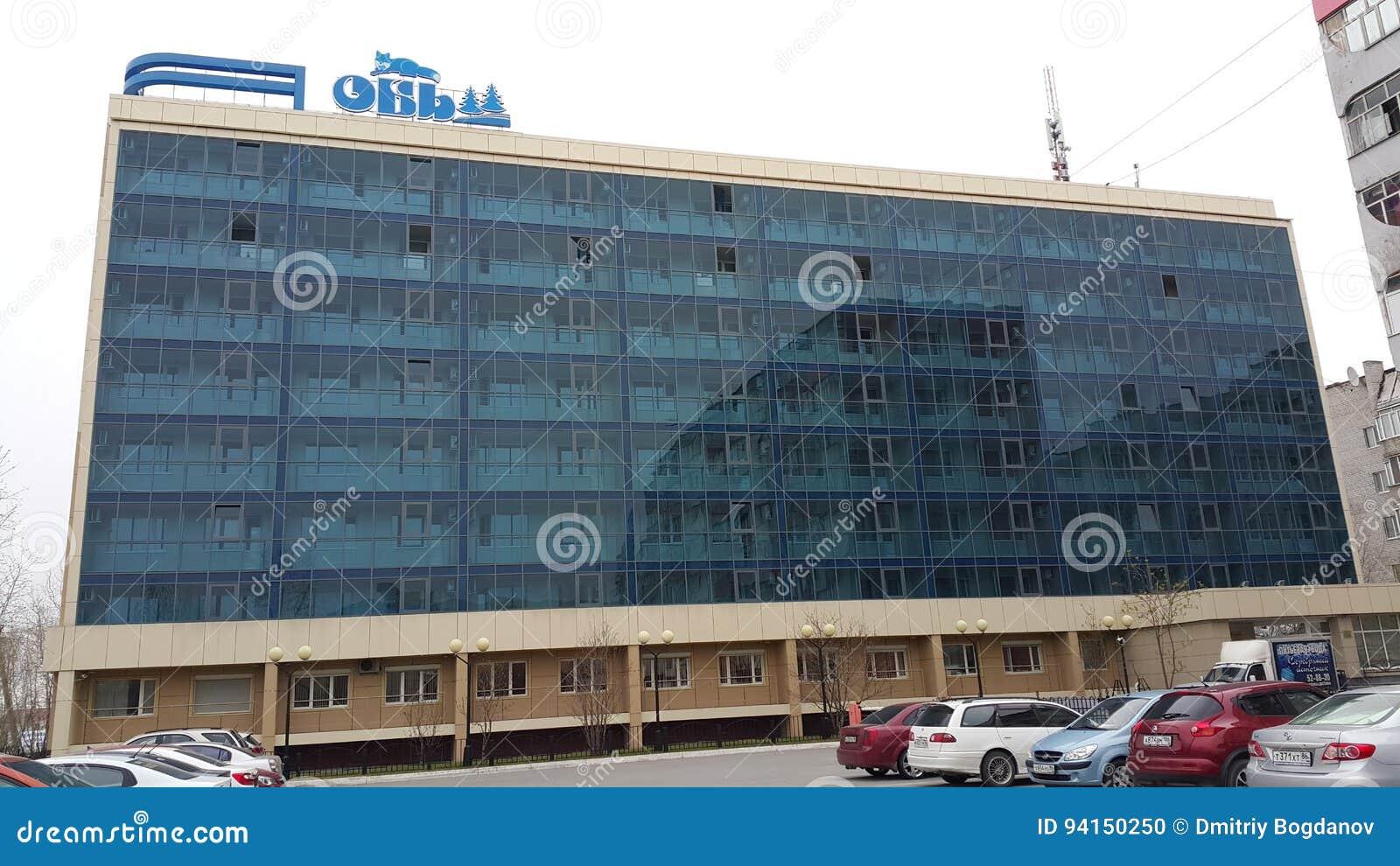 Hotelowy Ob w Surgut