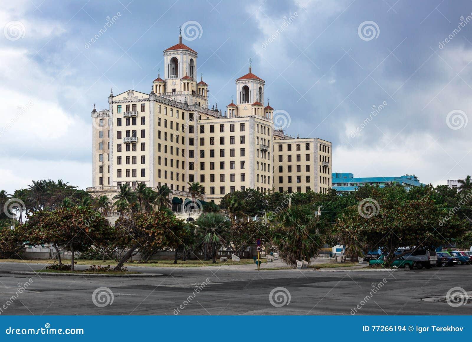 Hotelowy obywatel Kuba