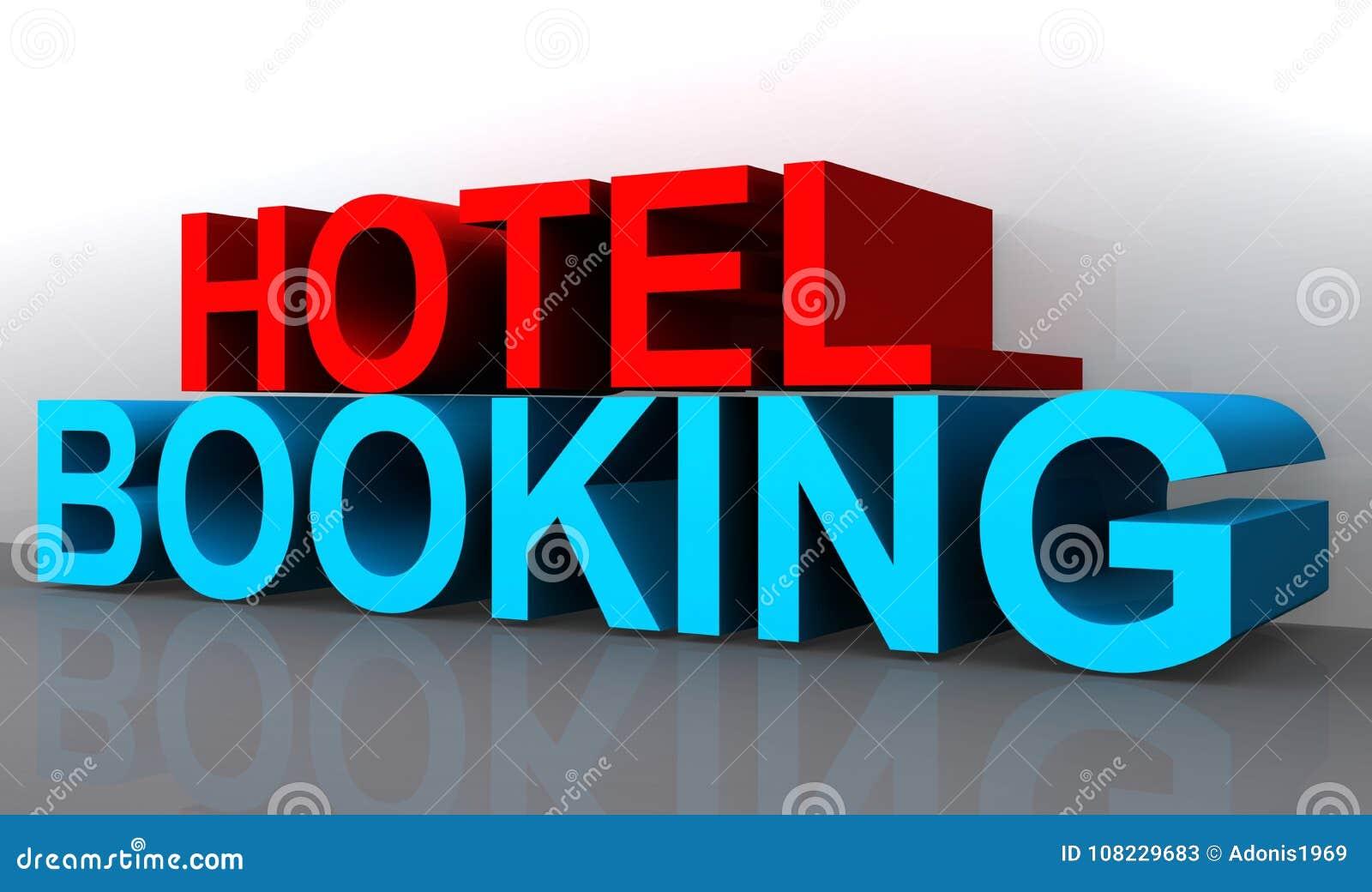Hotelreservering