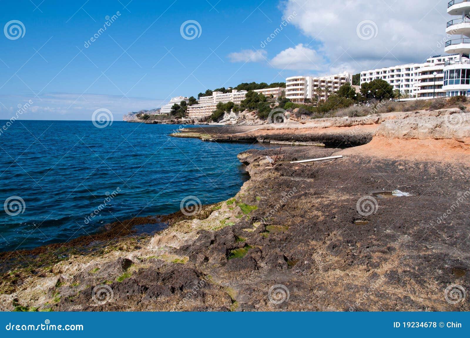 Hotels van Kerstman Ponsa, Majorca, Spanje