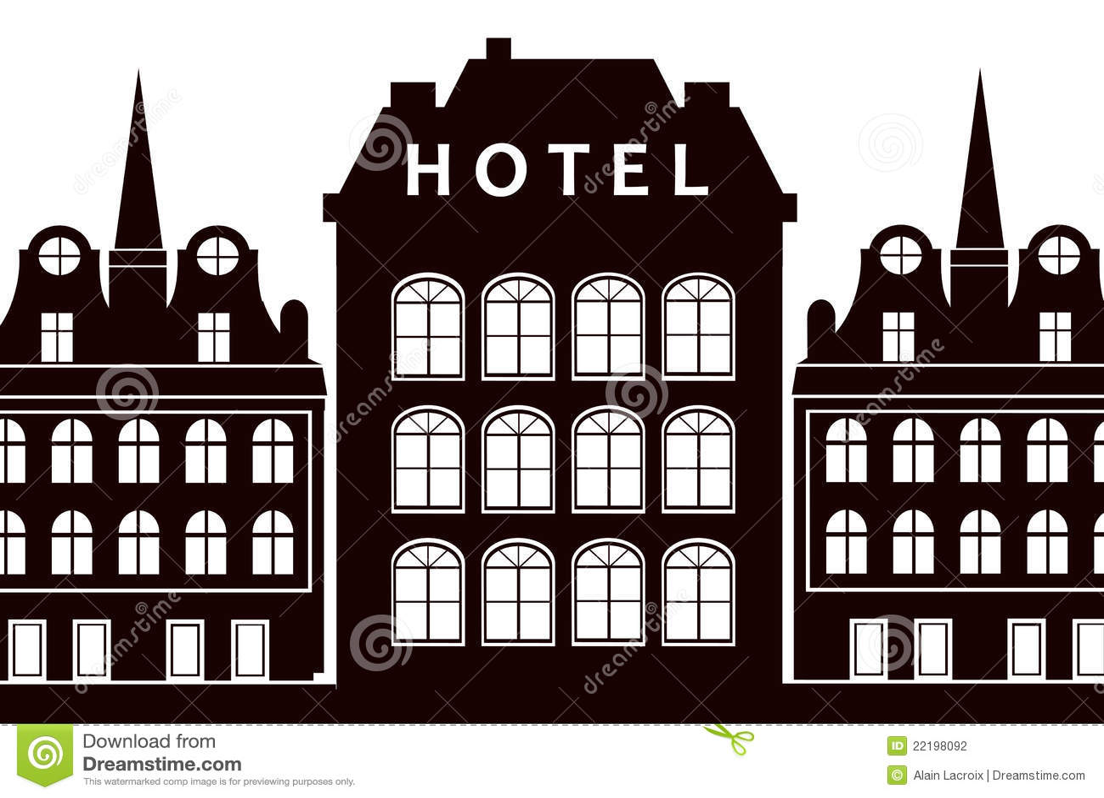 Hotelzeichen