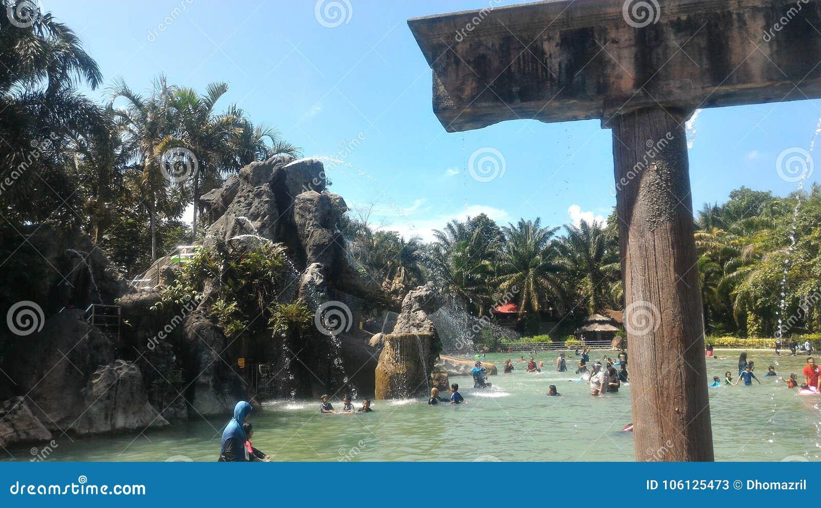 Hotspring de Sungai Klah, Malásia