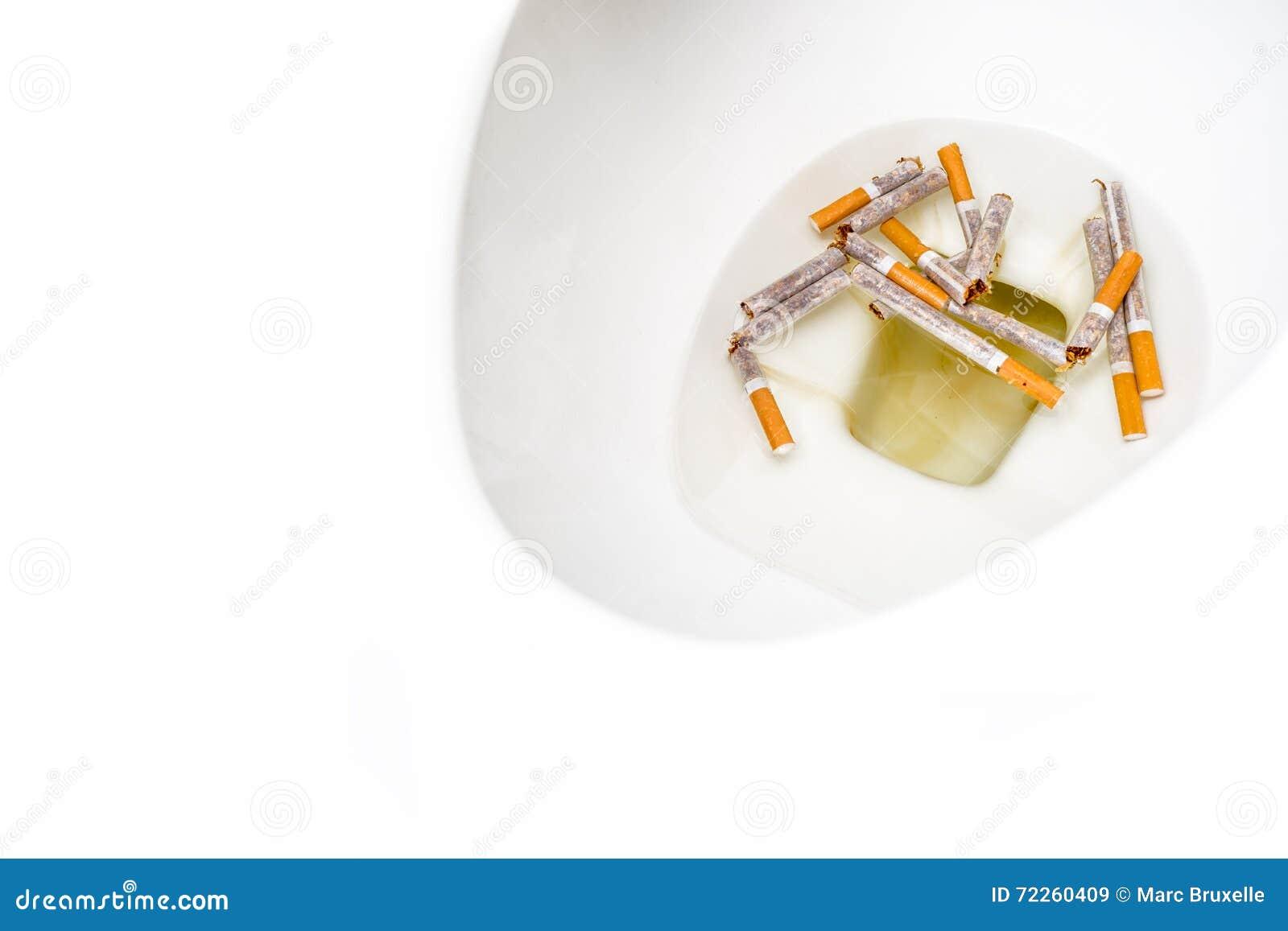 Houd op Smoking