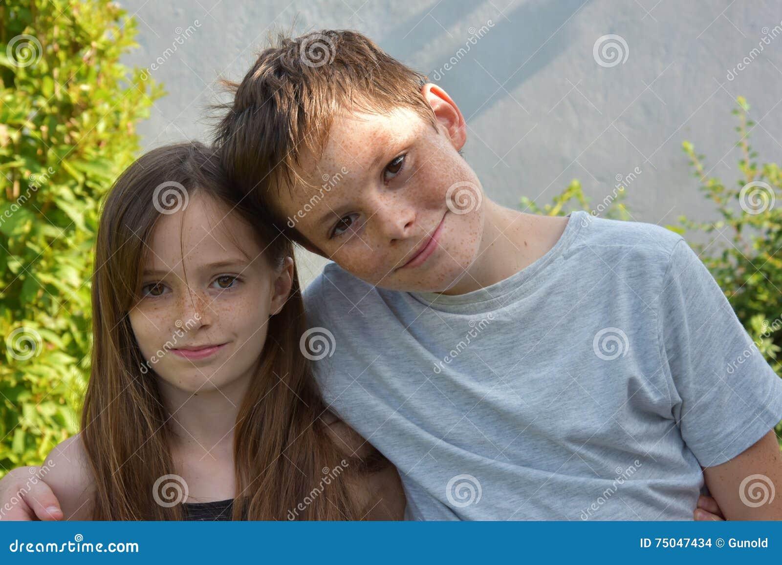Houdende van siblings