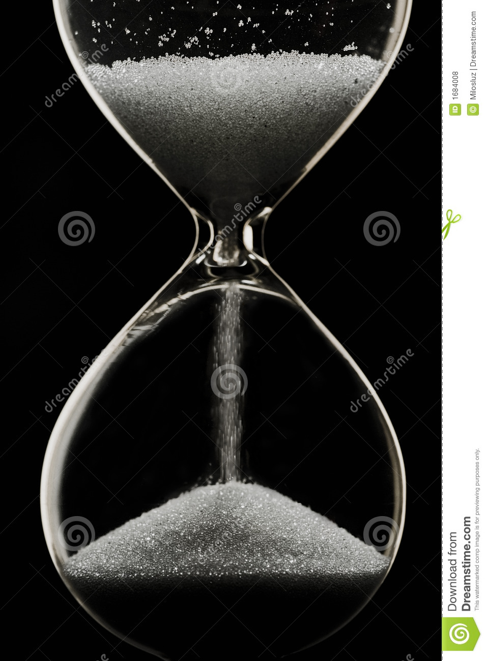 hourglass royalty free stock photos image 1684008