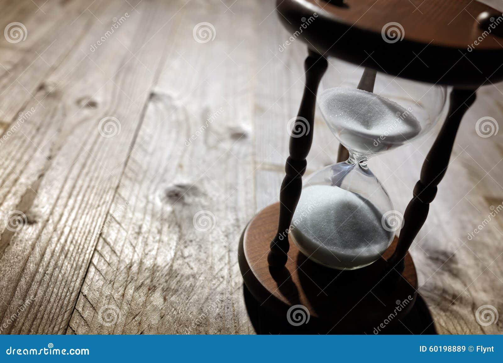 Hourglass czasu omijanie