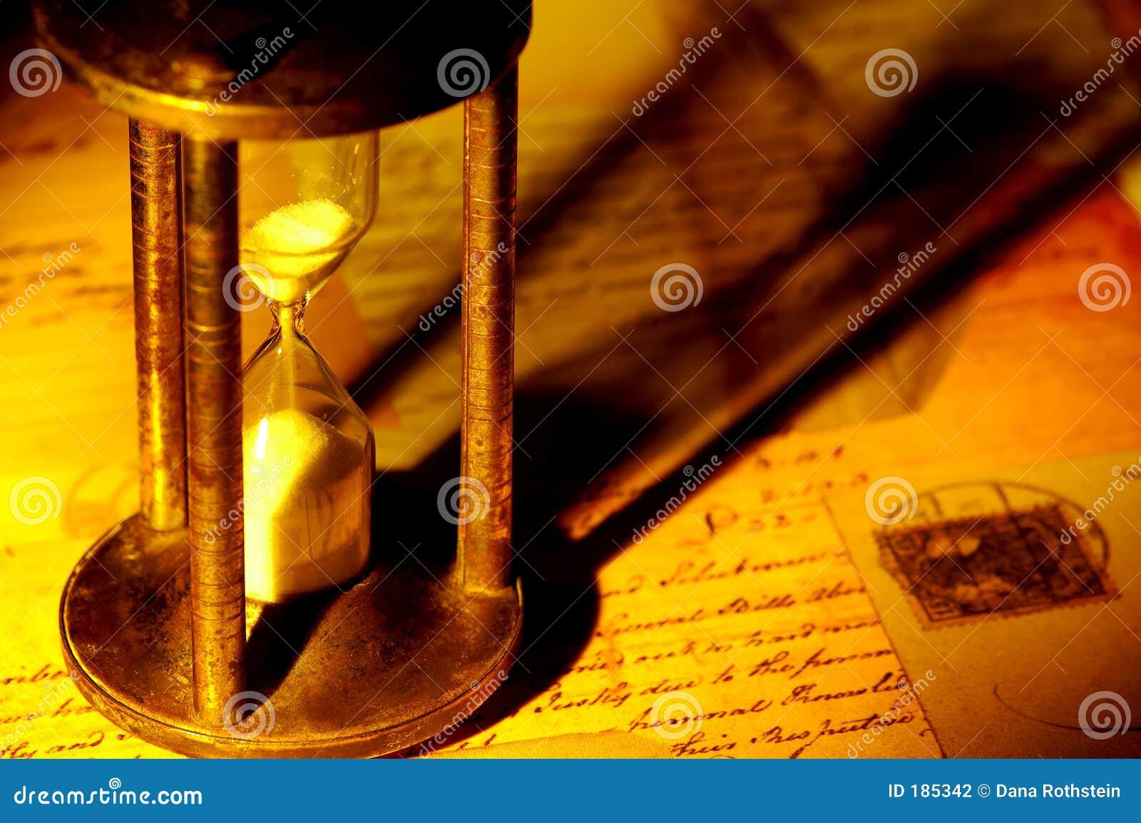 Hourglass do vintage