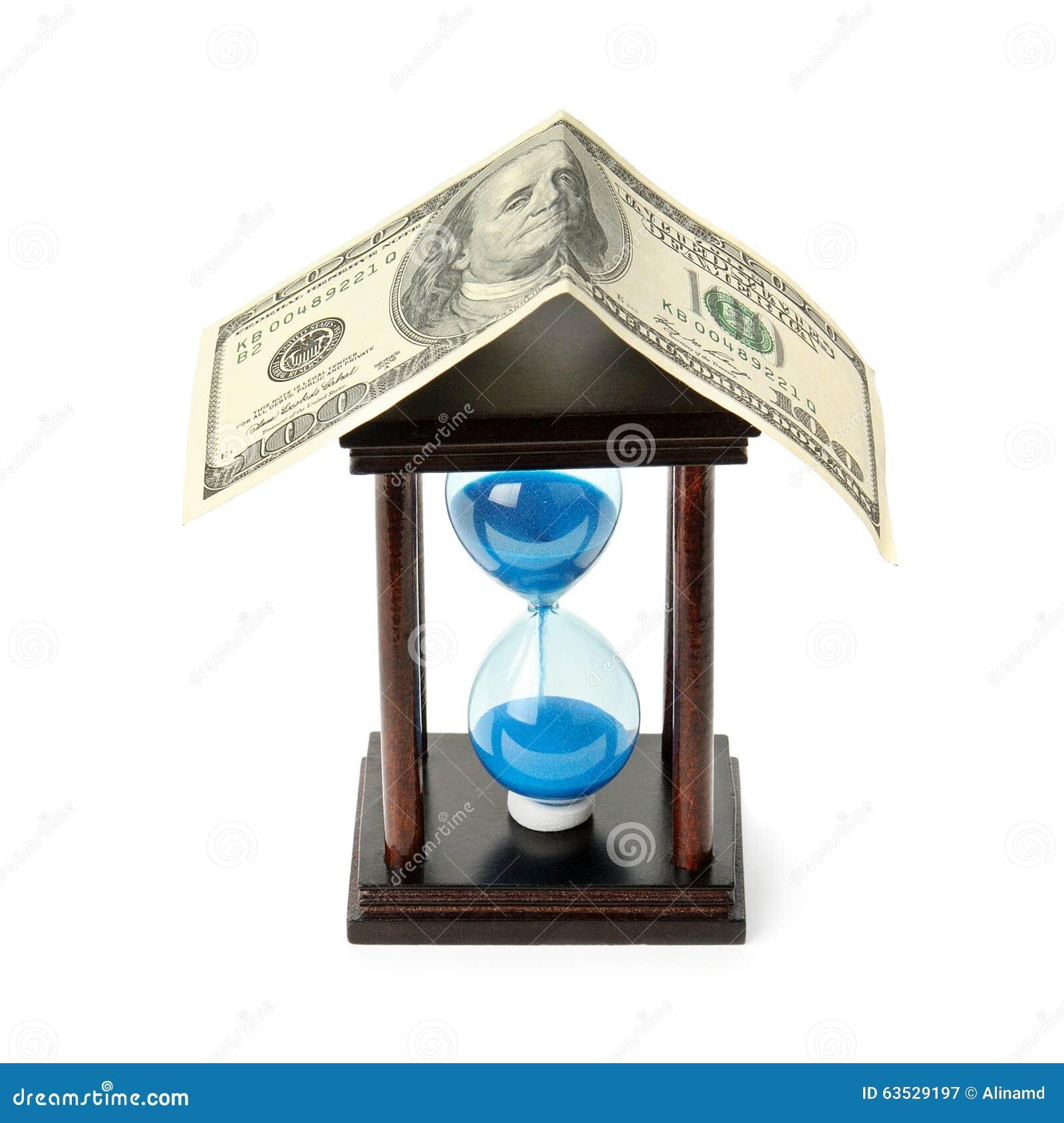 Hourglass e dólares