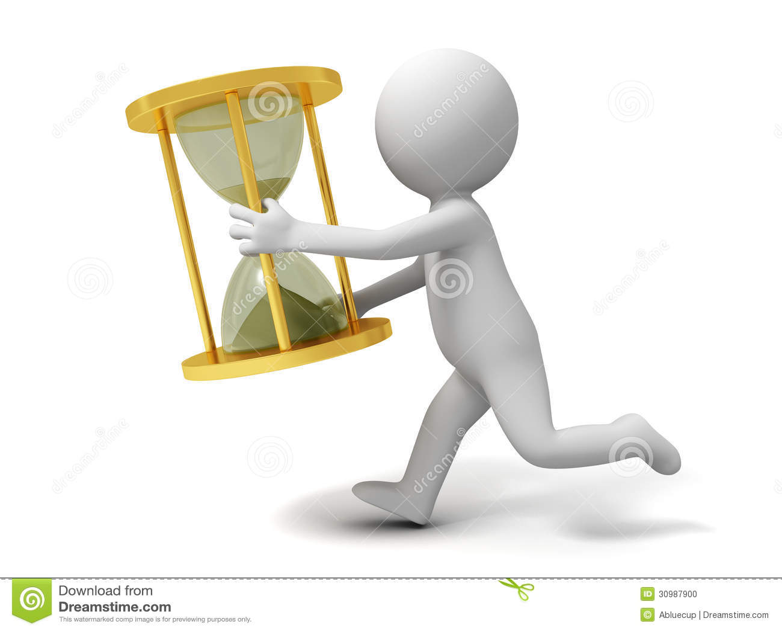 Hourglass Stock Illustration Illustration Of Junk