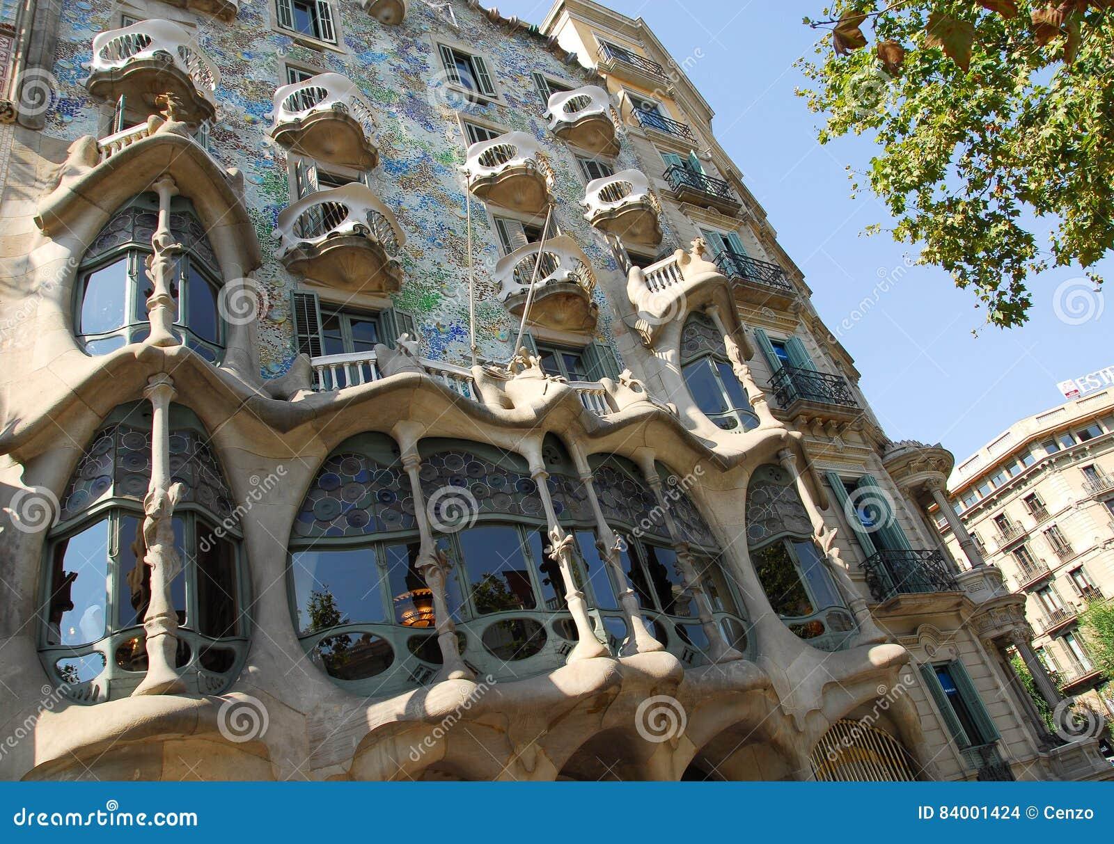 House Batllo in Barcelona