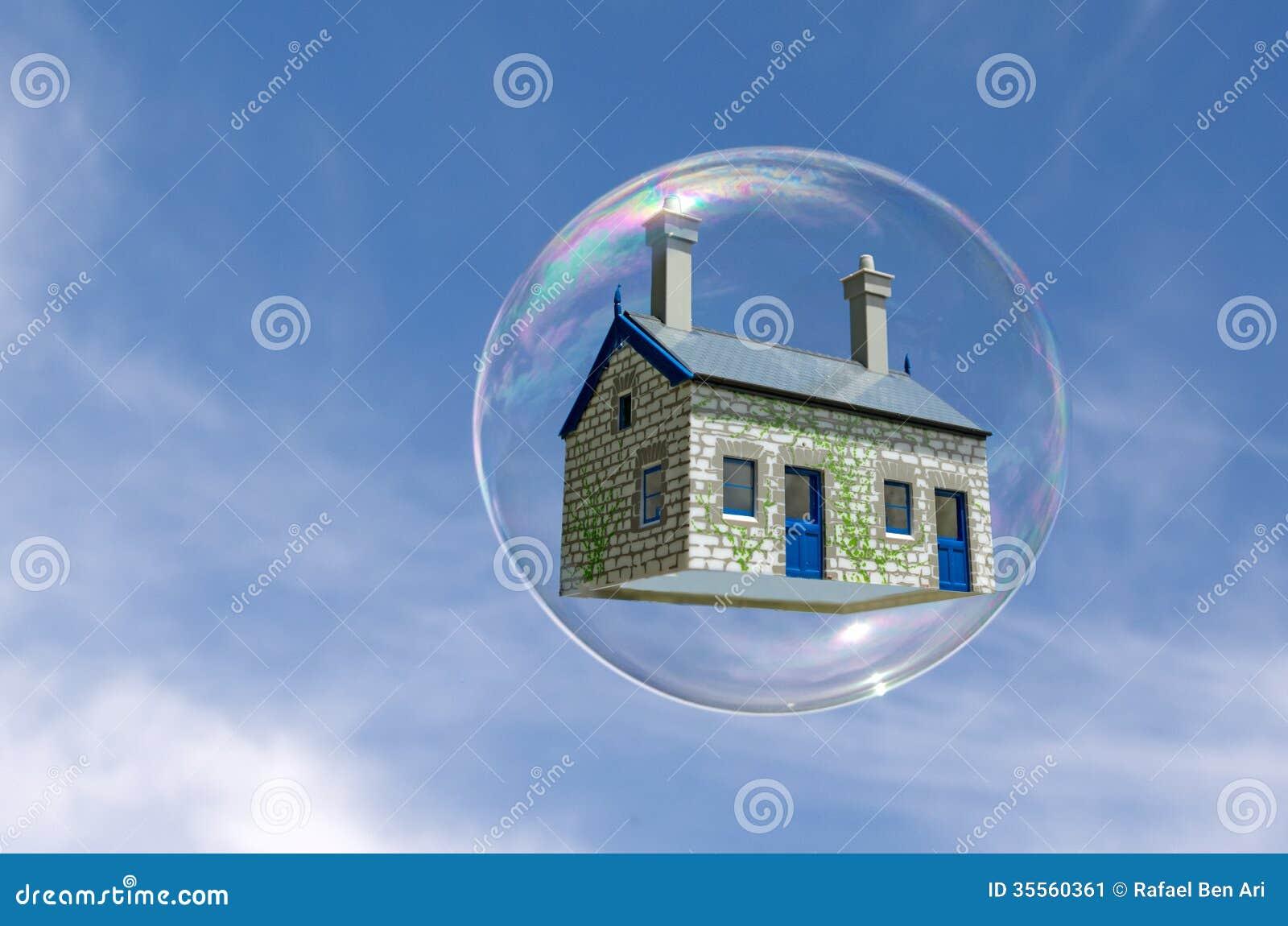 House Bubble Stock Ima...